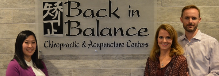 Chiropractor Western Springs IL Back In Balance Chiropractic & Acupuncture