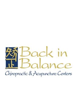 Chiropractic Willowbrook IL Back In Balance Chiropractic